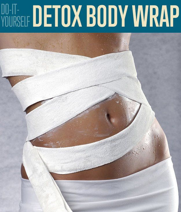 Fotografía - Detox Body Wrap