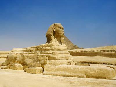 Fotografía - ¿Se egipcios realmente construir la esfinge?