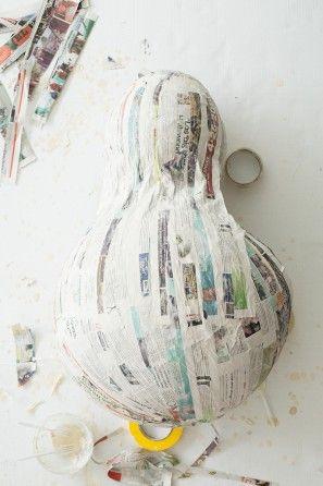 DIY Aguacate Piñata