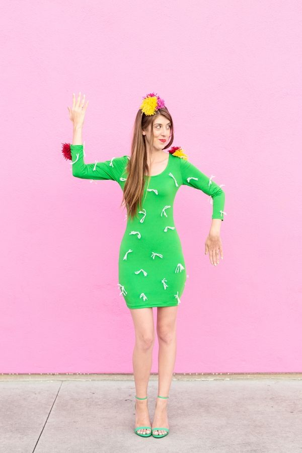 DIY Cactus de vestuario