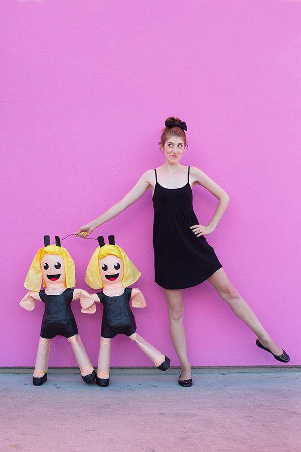 Bailar DIY Girls Emoji Piñata