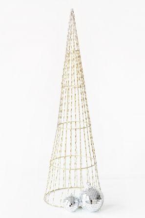 DIY bola del disco del árbol de navidad | artesaniasdebricolaje.ru