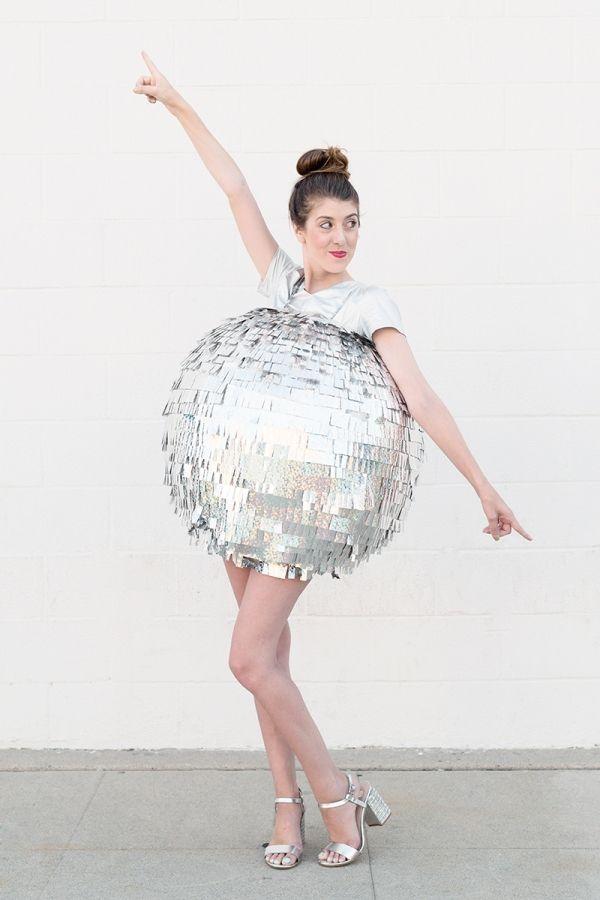 Fotografía - DIY Disco Baile de disfraces