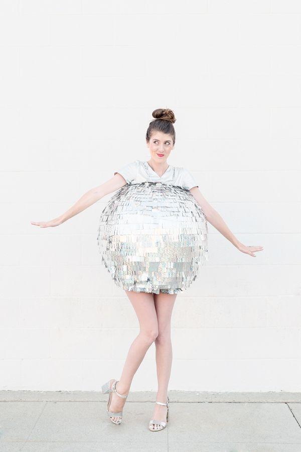 DIY Disco Baile de disfraces