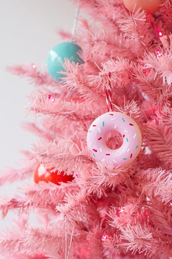 Adornos DIY Donut