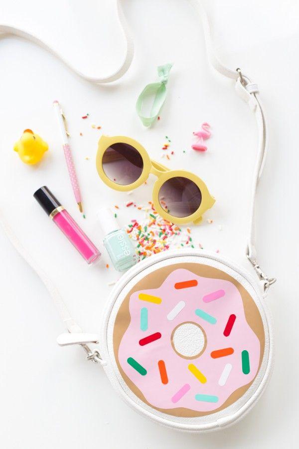 Fotografía - Monedero DIY Donut