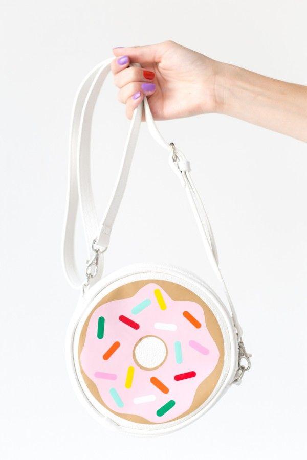 Monedero DIY Donut