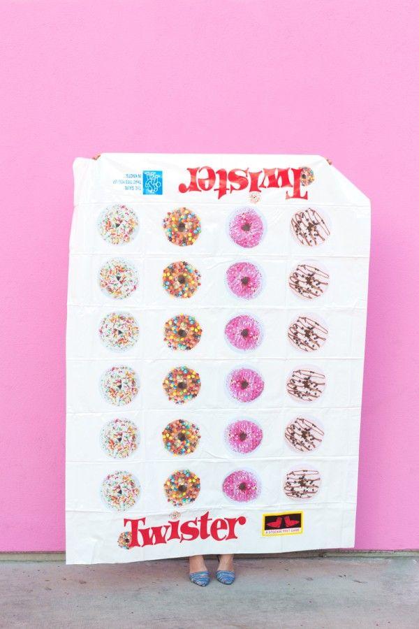 Fotografía - DIY Donut Twister