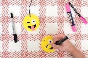 Adornos Emoji bricolaje