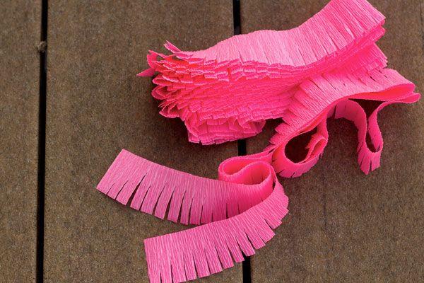 Flamingo Piñata DIY