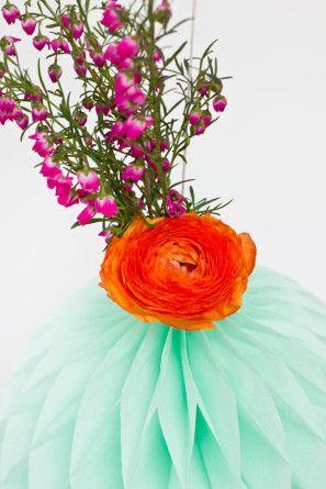 Panales de flores frescas