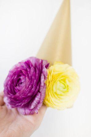 Fiesta de Flores Sombrero Cómo