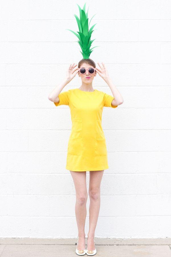 DIY Piña de vestuario