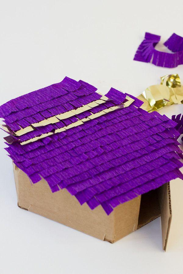 Geométricos Favores Piñata Party