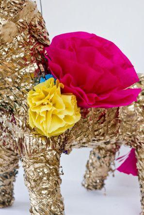 DIY Cinco de Mayo Piñata