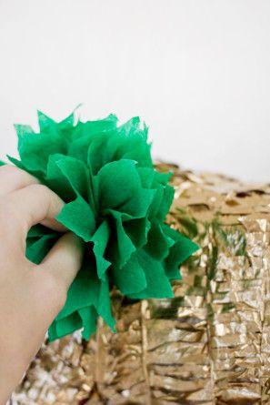 Cómo Makeover una Piñata