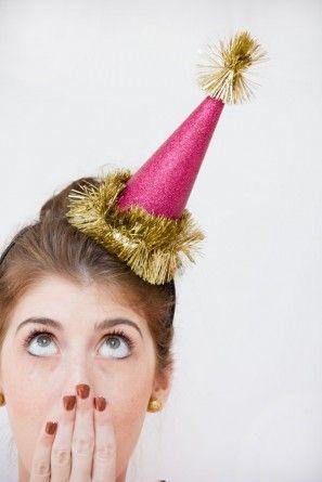 Fiesta de Navidad DIY Sombreros