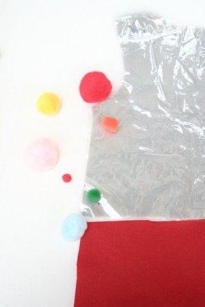 DIY Paso Gumball vestuario