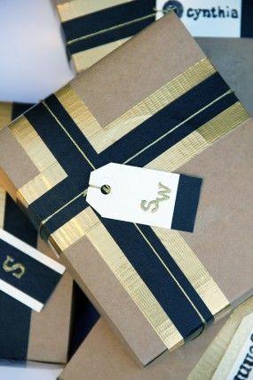 DIY-regalo-envolver con cinta