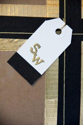 en relieve-holiday-regalo-tags bricolaje-