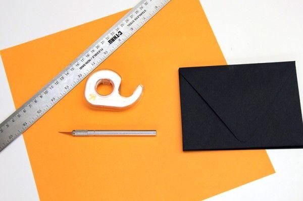 Suministros DIY Jack-o-Linterna Sobre Liners