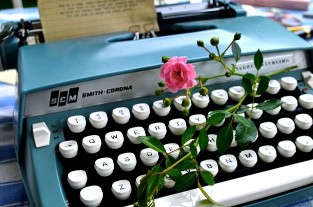 Vieja escritura de la letra DIY de moda | http://artesaniasdebricolaje.ru/keepsake-letter-writing-project/