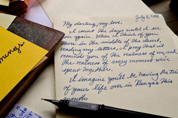 Carta Escribir Inspiración | http://artesaniasdebricolaje.ru/keepsake-letter-writing-project/