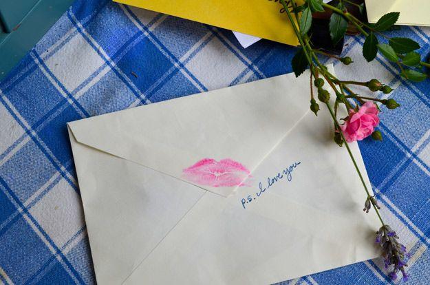 Carta de Práctica de Escritura e Ideas | http://artesaniasdebricolaje.ru/keepsake-letter-writing-project/