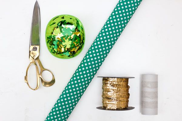 DIY Confeti Poppers