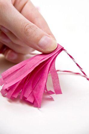 Mini Tissue Paper borlas