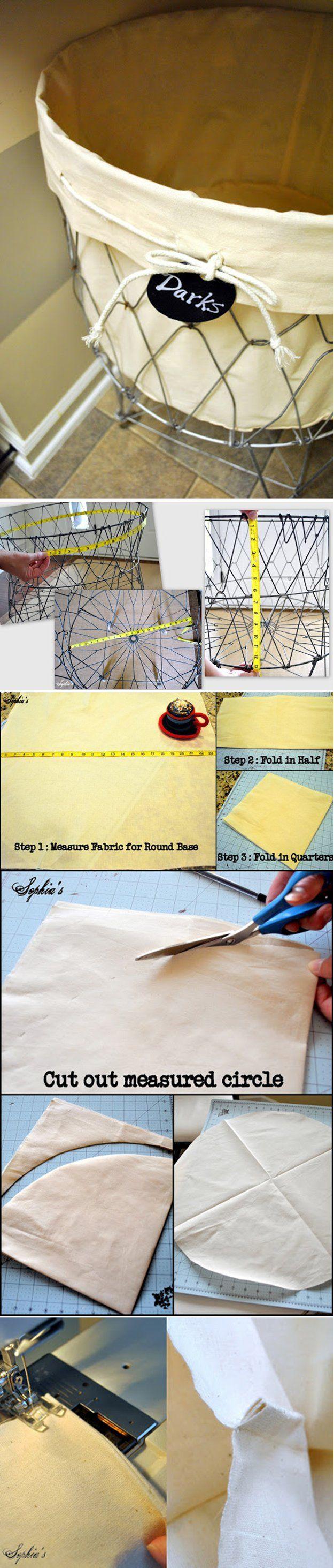 Impresionante Ideas Lavandería almacenamiento de bricolaje | http://artesaniasdebricolaje.ru/laundry-room-organization-ideas/