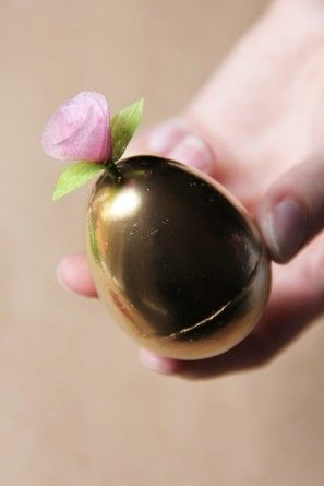 oro Pascua-huevos