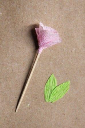 papel crepé-mini-flores
