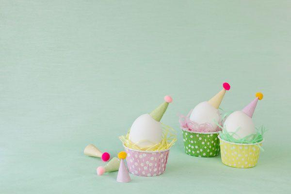 DIY Gorro de fiesta Huevos