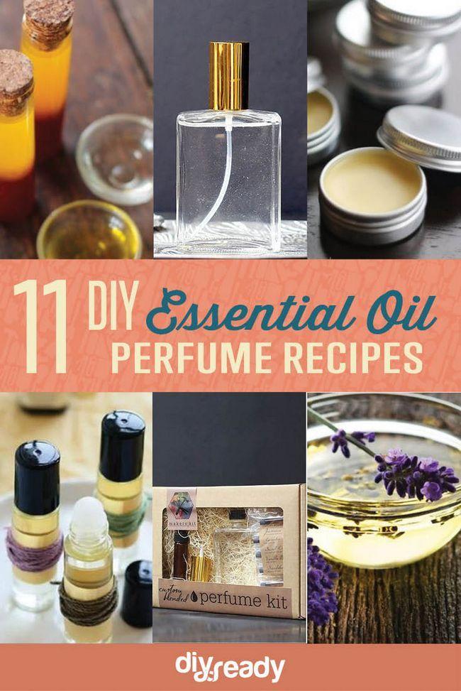 Fotografía - Ideas Perfumes bricolaje | Esenciales Recetas perfume petróleo
