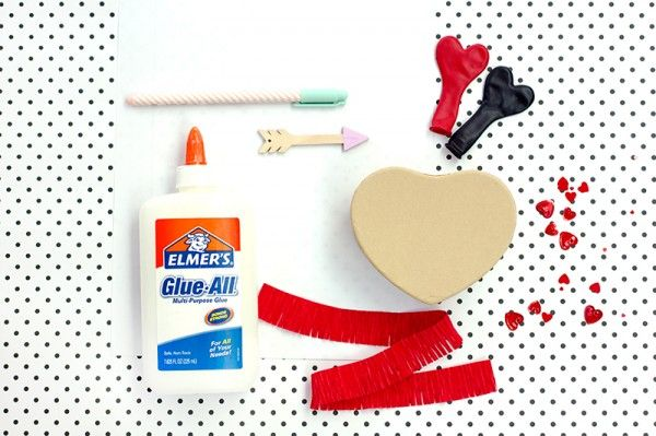 DIY Piñata Amor-Gram