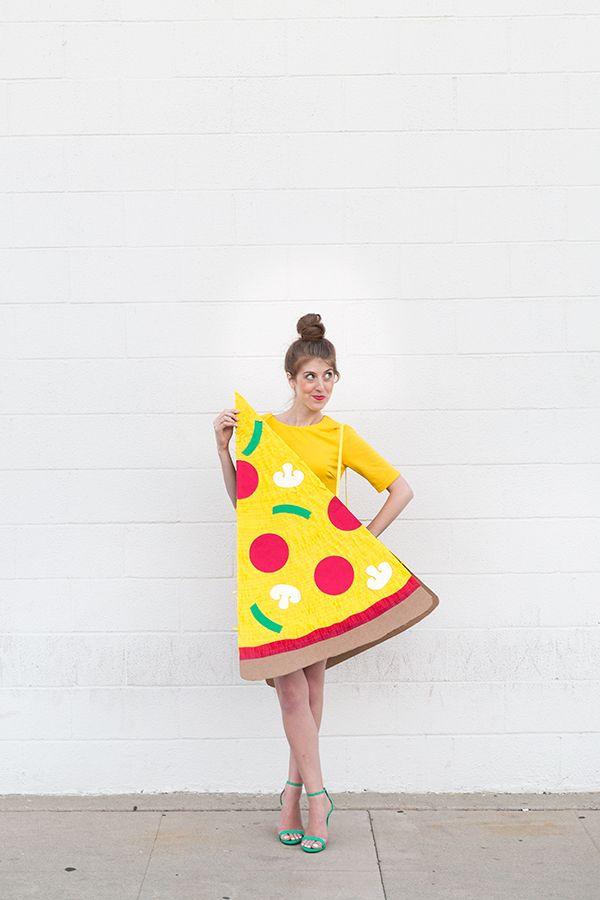 DIY pizza vestuario Slice