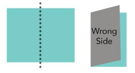 -costura-proyectos de bricolaje-lazo-bolsa