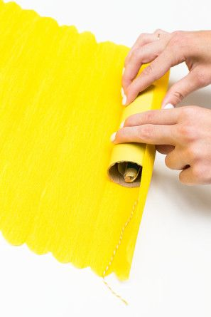 DIY Confeti Popper Tutorial