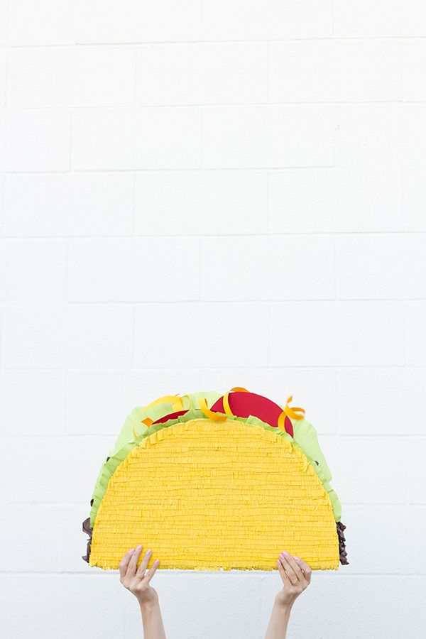 DIY Taco Piñata