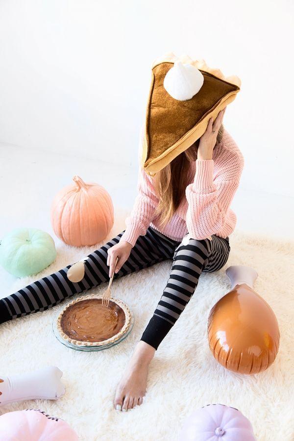 DIY de Acción de Gracias Pantalones