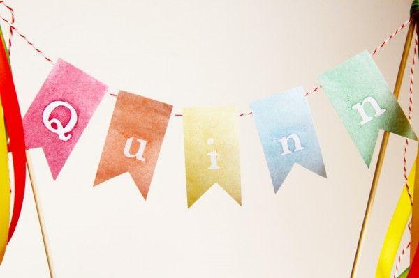 DIY-acuarela-cake-Bunting-tutorial