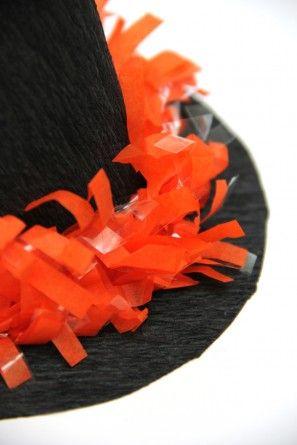 Fringe de Halloween Piñata DIY