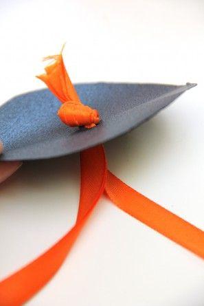 DIY de Halloween sombrero de la bruja Piñatas