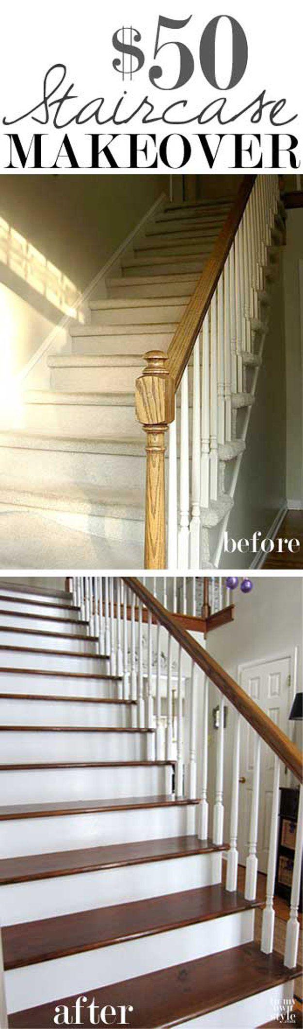 Hoteles Ideas Renovación DIY y Proyectos | http://artesaniasdebricolaje.ru/small-budget-big-impact-upgrades/