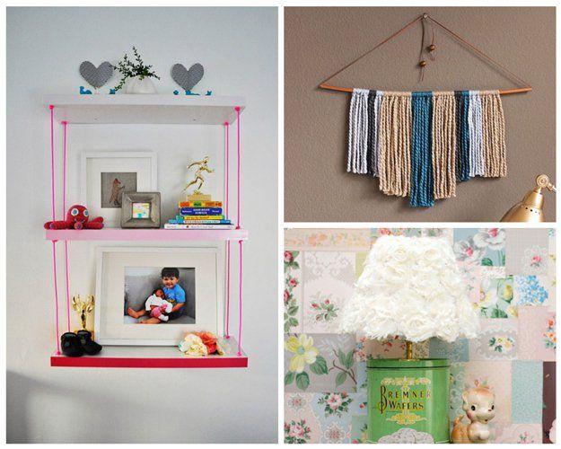Manualidades bricolaje simples y decoración en un presupuesto | http://artesaniasdebricolaje.ru/small-budget-big-impact-upgrades/