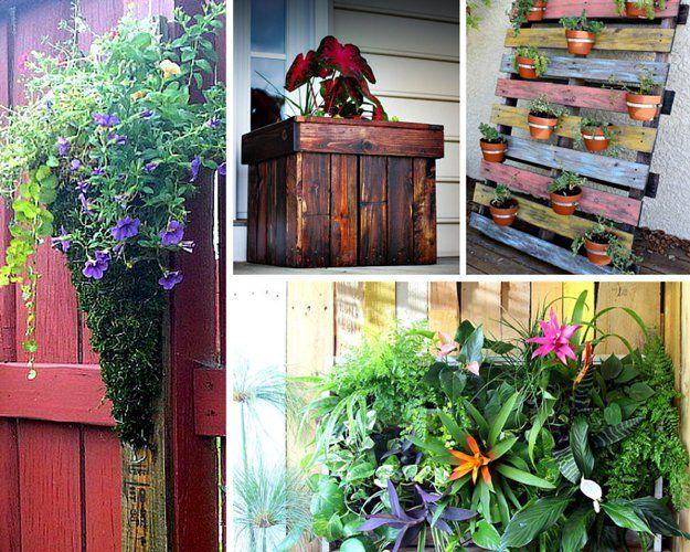 Proyectos de bricolaje exterior simples para mejoras para el hogar | http://artesaniasdebricolaje.ru/small-budget-big-impact-upgrades/