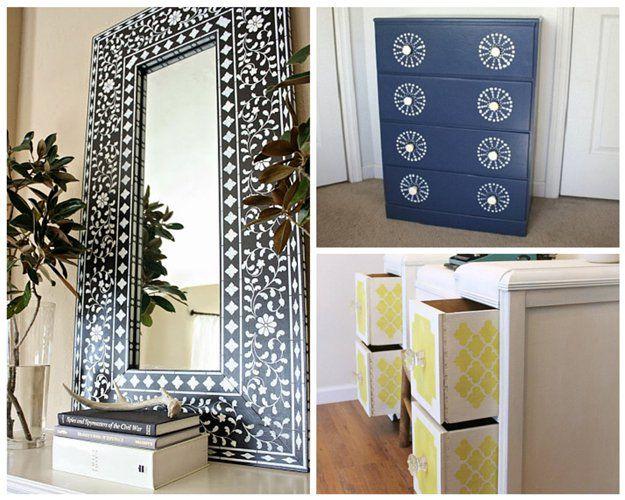 Ideas de mejoras para el hogar bricolaje barato y sencillo | http://artesaniasdebricolaje.ru/small-budget-big-impact-upgrades/
