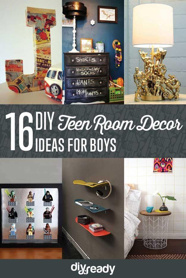 Fotografía - DIY fácil adolescente de habitaciones Decoración Ideas para Niños