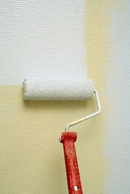 Estimación de la pintura de interiores